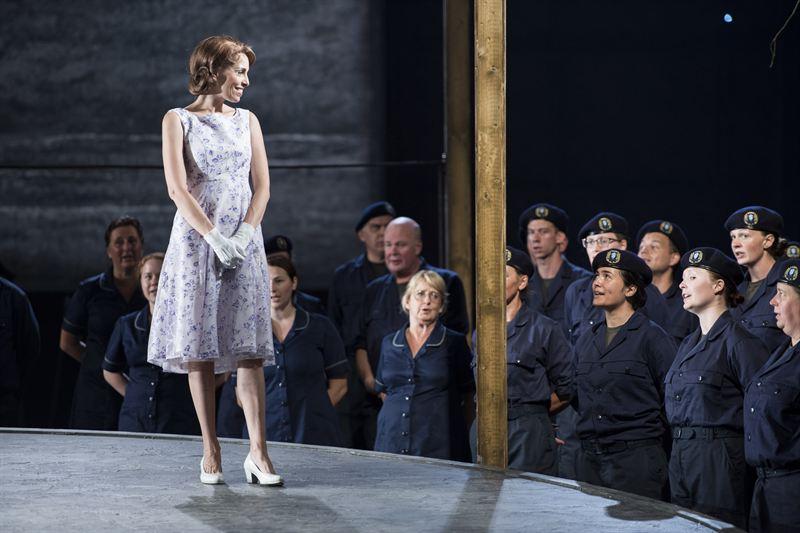 Desdemona Otello, photo Andreas Hylthén
